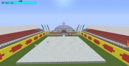 Map Dbz Budokai arena Minecraft Map & Project