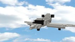 Jet (Download,Realistic,Renders) Model Minecraft Map & Project