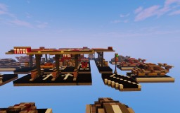 Tatol (skywars map) Minecraft Map & Project