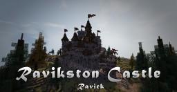 Medieval Castle - Ravikston Castle Minecraft Map & Project