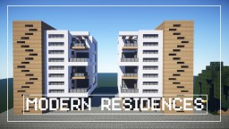 Modern residences #2 by Biof429 Minecraft