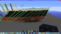 RMS Beautanic (small scale) Minecraft