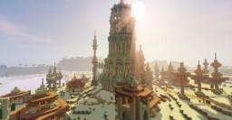 Djin'Thun Desert Temple Minecraft
