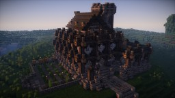 Medieval Small Castle Minecraft