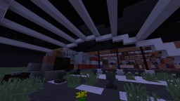 Greenfield Z ,The Decay Of A City Minecraft Map & Project