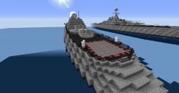 Gettysburg-Class Multi-role Destroyer Minecraft Map & Project