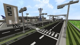 Phruburg's Airport Minecraft Project