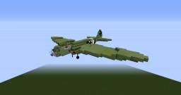 Junkers Ju 88 Minecraft Map & Project