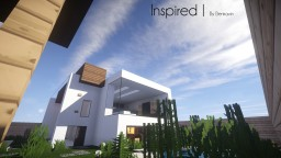 Inspired | By Benkavin Minecraft Map & Project