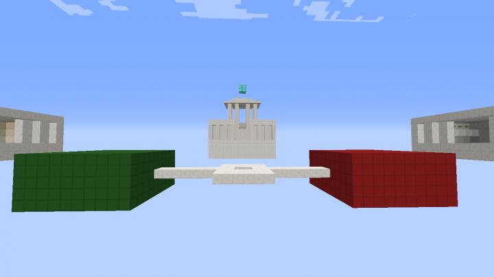 Battle Minigame Minecraft Project
