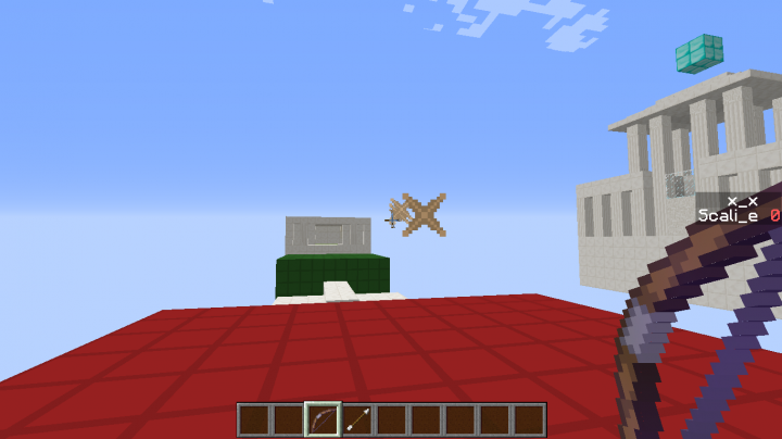Battle Minigame Minecraft Project