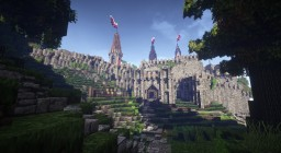 [Minecraft Medieval City] [City of Amalfia] [Minecraft RP Server] [Hollowworld Server] Minecraft Project
