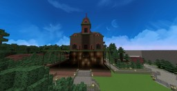 Phantom Manor 4.0 Minecraft Map & Project
