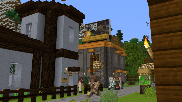 Minecraft Ads coming soon to all servers. I am going to get rich