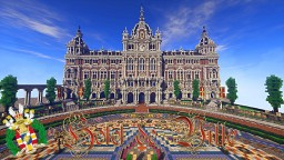 [Æonis] - Hôtel de Ville Lucrécy Minecraft Map & Project
