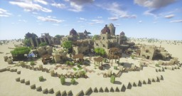 Arabian Village Minecraft