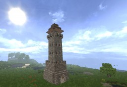 Medival Outpost Tower