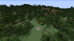 Camp Minecraft Map & Project