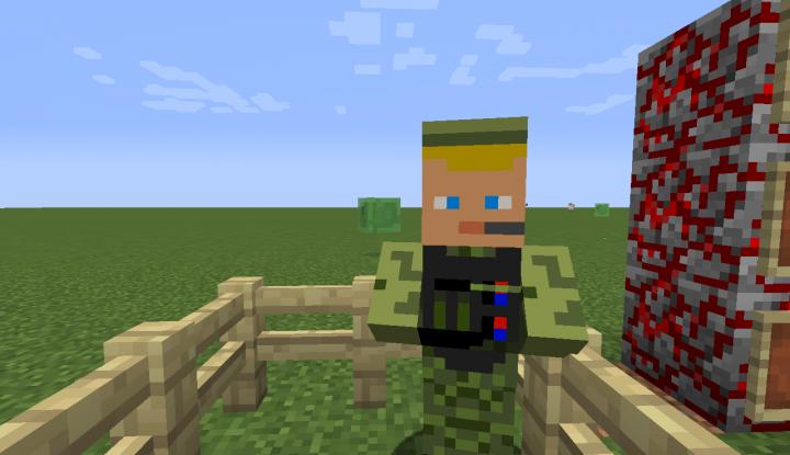 new villager