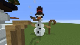 My Snowman. :3