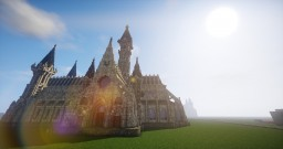 Conquest Cathedral Minecraft Map & Project