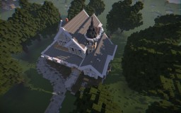 Victorian Mansion Minecraft