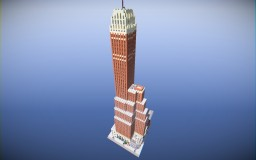 Nelson Tower NYC Minecraft Map & Project