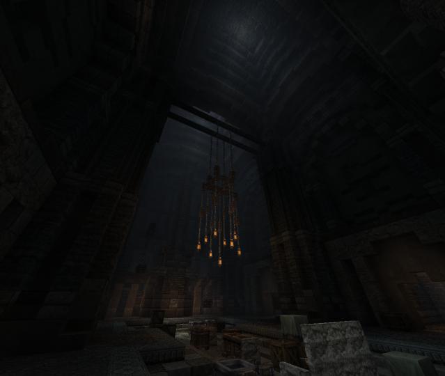 A forging hall