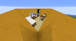 Giant Kitchen Map Minecraft Map & Project