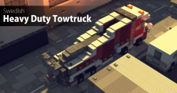 Heavy Duty Swedish TowTruck Minecraft
