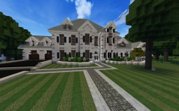 Suburban Home 2 Minecraft Project