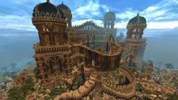 Kingdom Of Bunzur 1K Minecraft Map & Project