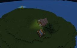 Broken Moon Island: Translated version Minecraft Project