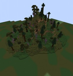 Forest Mountain Minecraft Map & Project