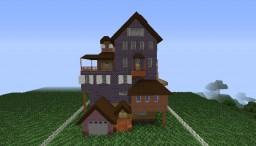 Hello Neighdor Alpha 1 Minecraft Map & Project