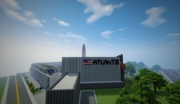 Kennedy Space Center - NASA Minecraft Map & Project
