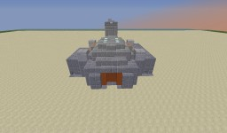 Armored Core: Last Raven Hangar -with Explosive Arrows Minecraft Project