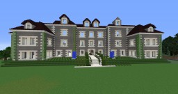 UNDER CONSTRUCTION MANSION Minecraft Map & Project