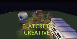 FlatCretz - Creative Server Minecraft Server