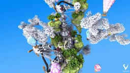 The Floating Islands of Zikovi Minecraft Project