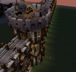 Outlanders of Faenaryn Main City Minecraft Project
