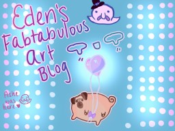 My Art Blog Oh Yeah Minecraft Blog