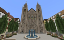 Cathedral Newtown Minecraft