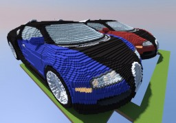 Classic Minecraft Car Designs