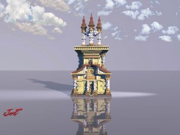 Fantasy structure Minecraft Project