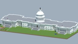 United States Capitol Minecraft Project