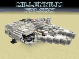The Millennium Falcon Minecraft Project