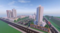 Genesis City of Time Minecraft Map & Project