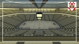 HOCKEY ARENA by Biof429 Minecraft Map & Project