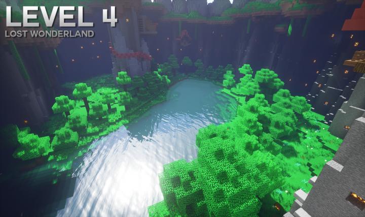 Level 4 - Lost Wonderland